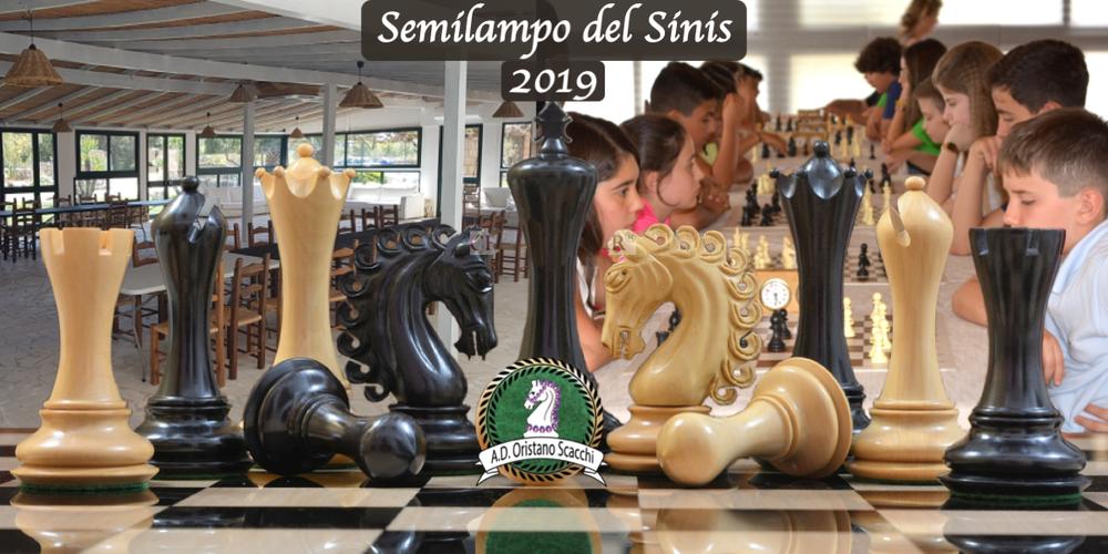 Fsi Scacchi Calendario.Semilampo Del Sinis 2019 Oristano Scacchi