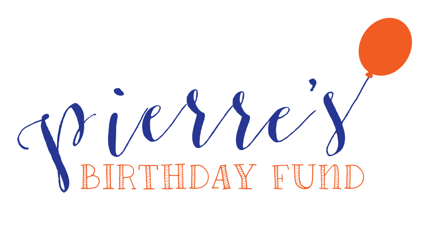 Pierre's Birthday Fund