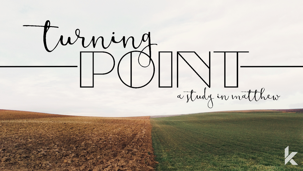 Turning Point Sermon Series