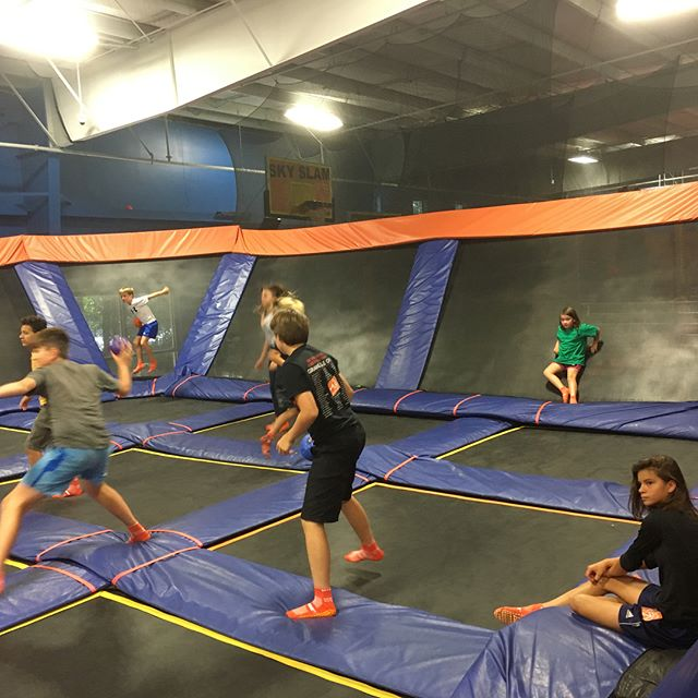 The Insight boys have invaded Sky zone once again! Enjoy the pictures everyone and have a great Saturday!