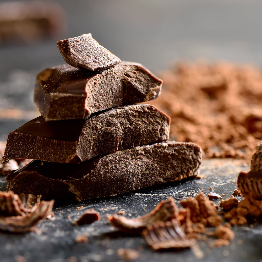 We love chocolate just as much as the next person! With our own health and taste buds as inspiration, we find the best ingredients possible like our Non-GMO Dark Chocolate to ensure every bite is delectably sweet and safe for our bodies.