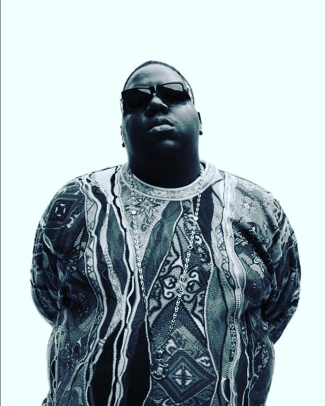 👑😤 NOTORIOUS!  #biggiesmalls #notoriousbig  #Kojostonemusic #iTISEntertainment  #hiphop #rap #badboy  #ny #la #london