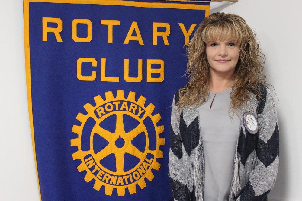 Kathy TaylorPresident-Elect -