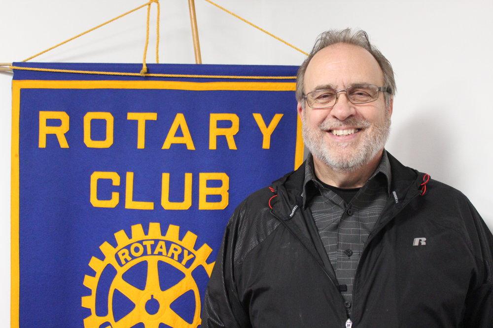 Tim LindseyPast President -