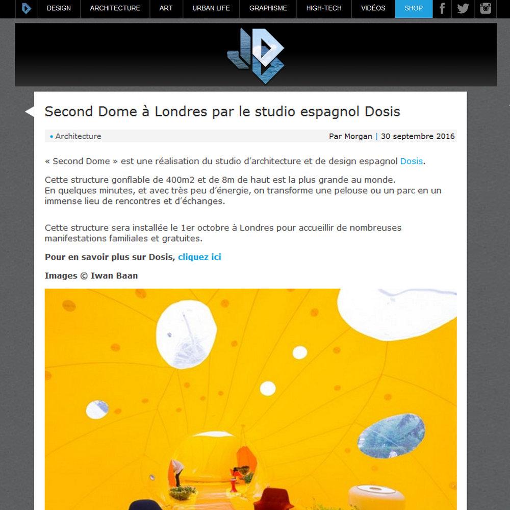 Journal du design. 2016