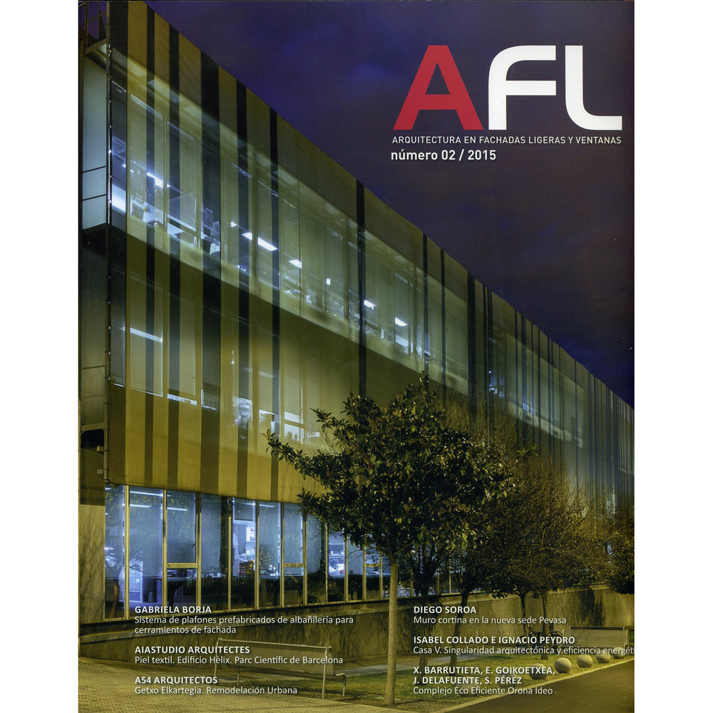 AFL nº 2. 2015 (Printed Publication)