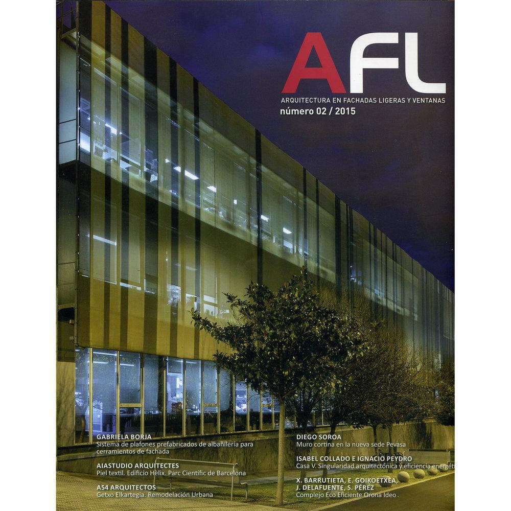 AFL nº 2. 2015 (Printed Publication)