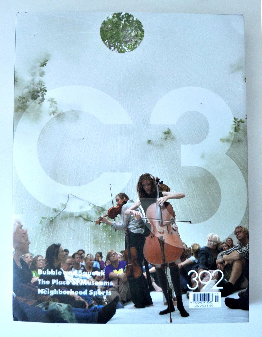 C3#392 Cover