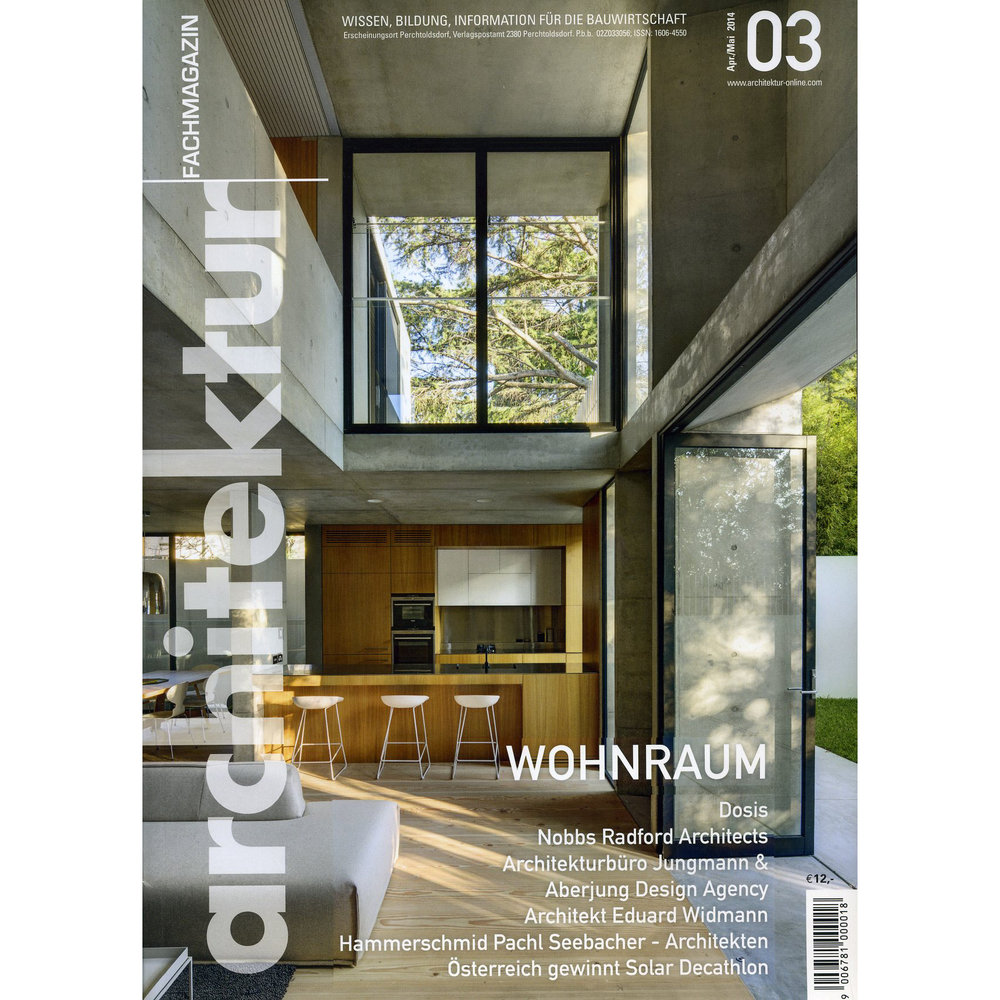Architektur nº 03. 2014