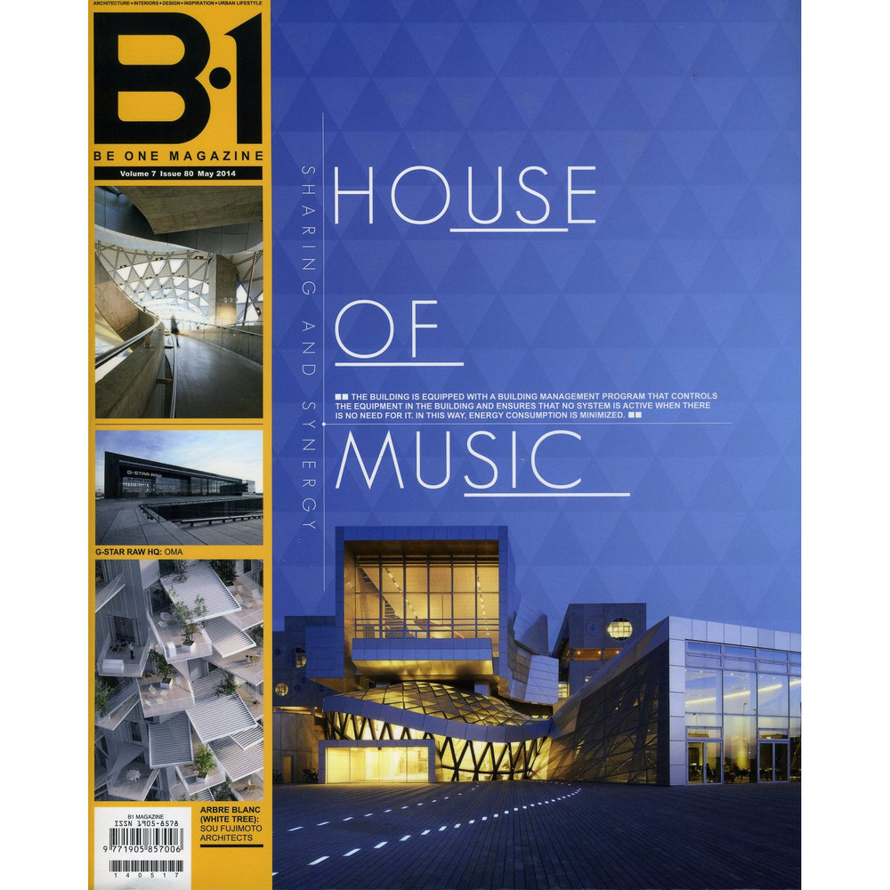 B1 v.07 nº 80. 2014. (Printed Publication)