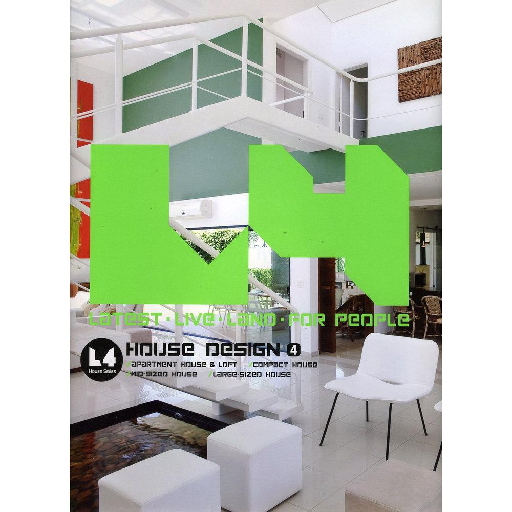 L4 House Design. 2014 (Printed Publication)