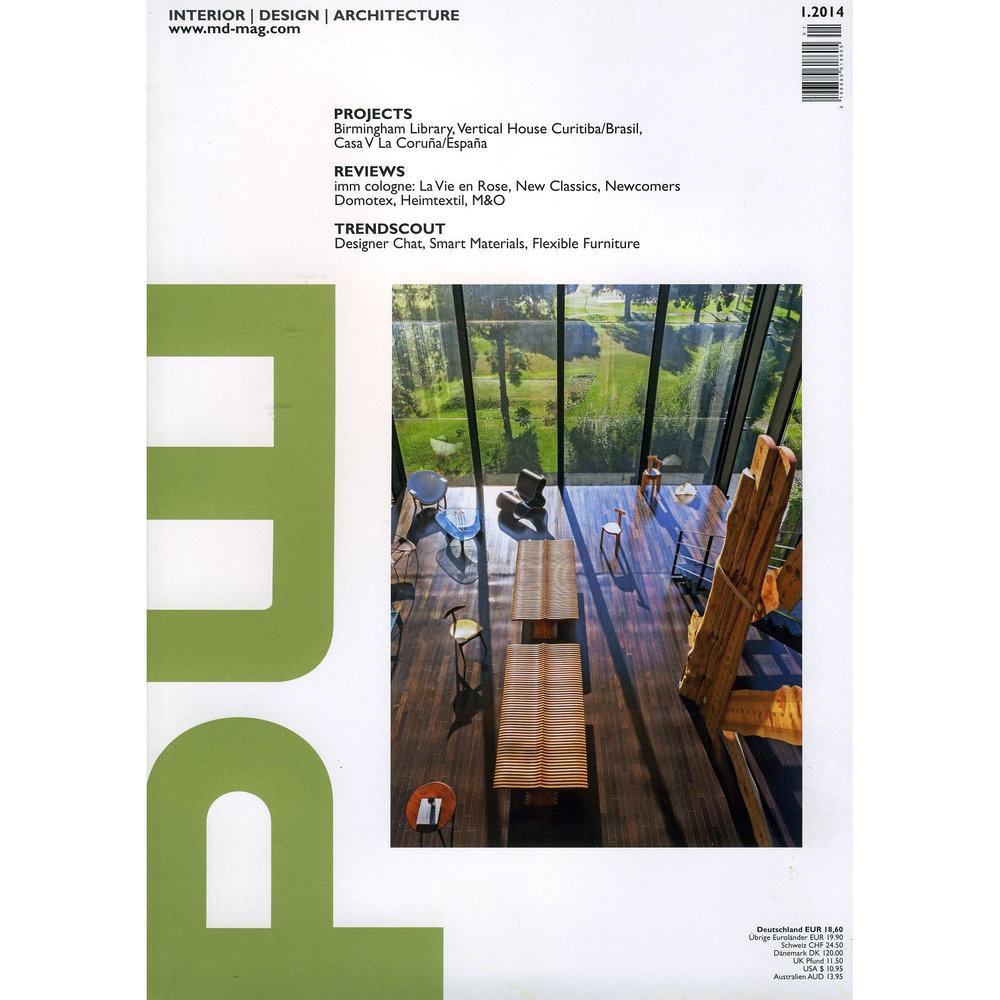 MD nº 01. 2014 (Printed Publication)