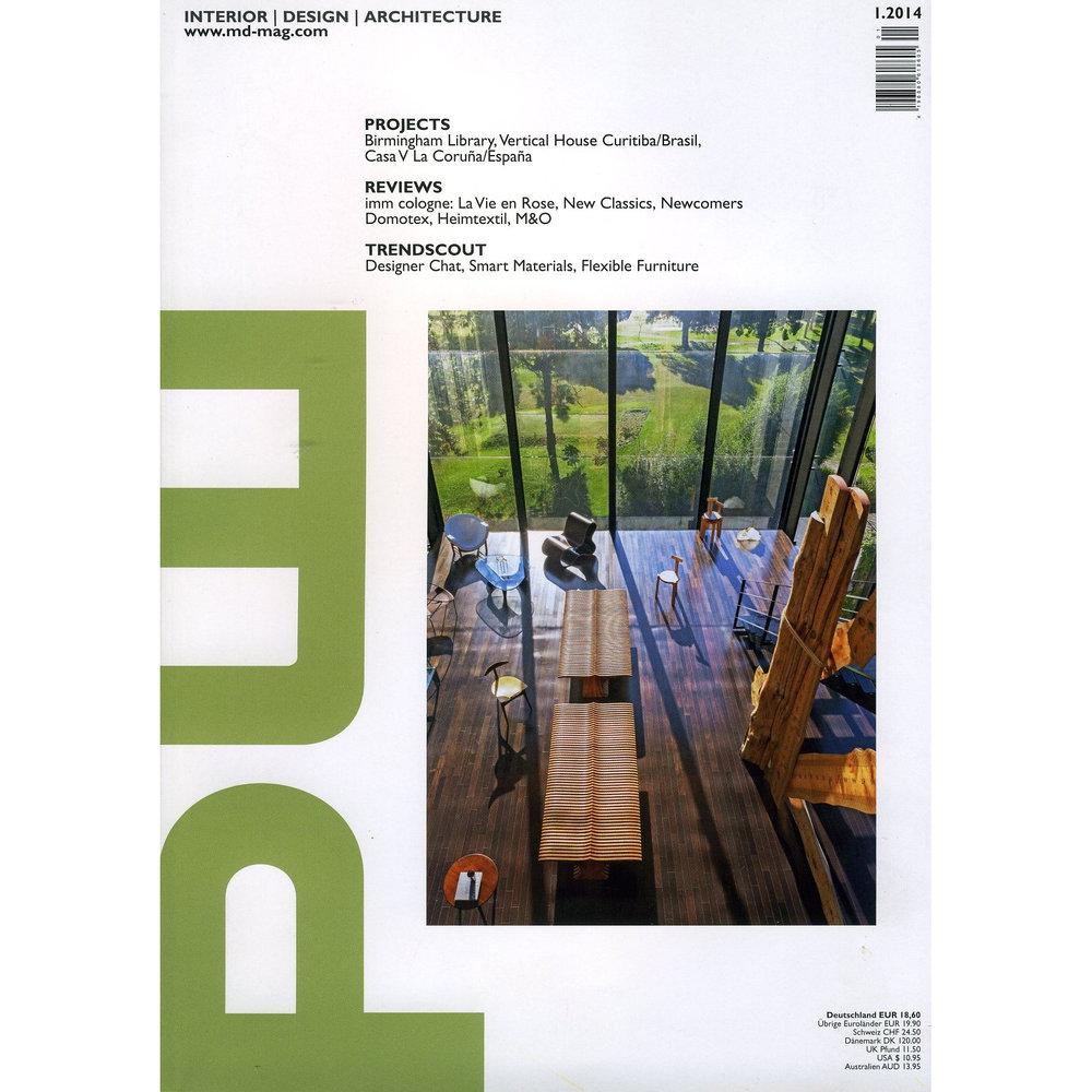 MD nº 01. 2014 (Printed Publication)