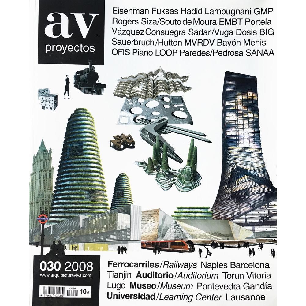 AV Proyectos 030. 2008