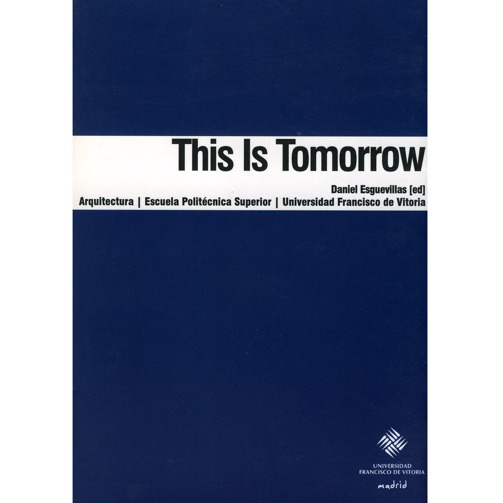 This is Tomorrow. 2012