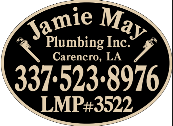 Jamie May Plumbing (Click Here)