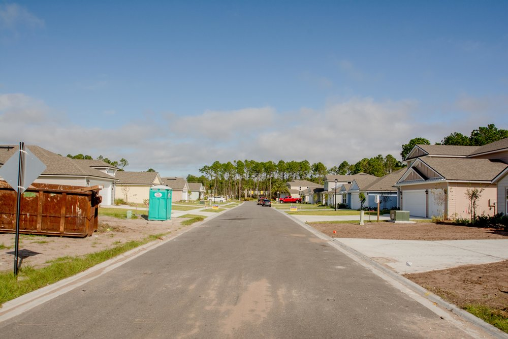 Cities used to grow incrementally, allowing small-scale developers to build a neighborhood over decades. Sprawl, on the other hand, turns large swaths of formerly undeveloped land into a countless, homogenous houses practically overnight.