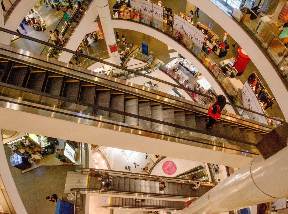 Terminal 21 Shopping Mall, Asok District