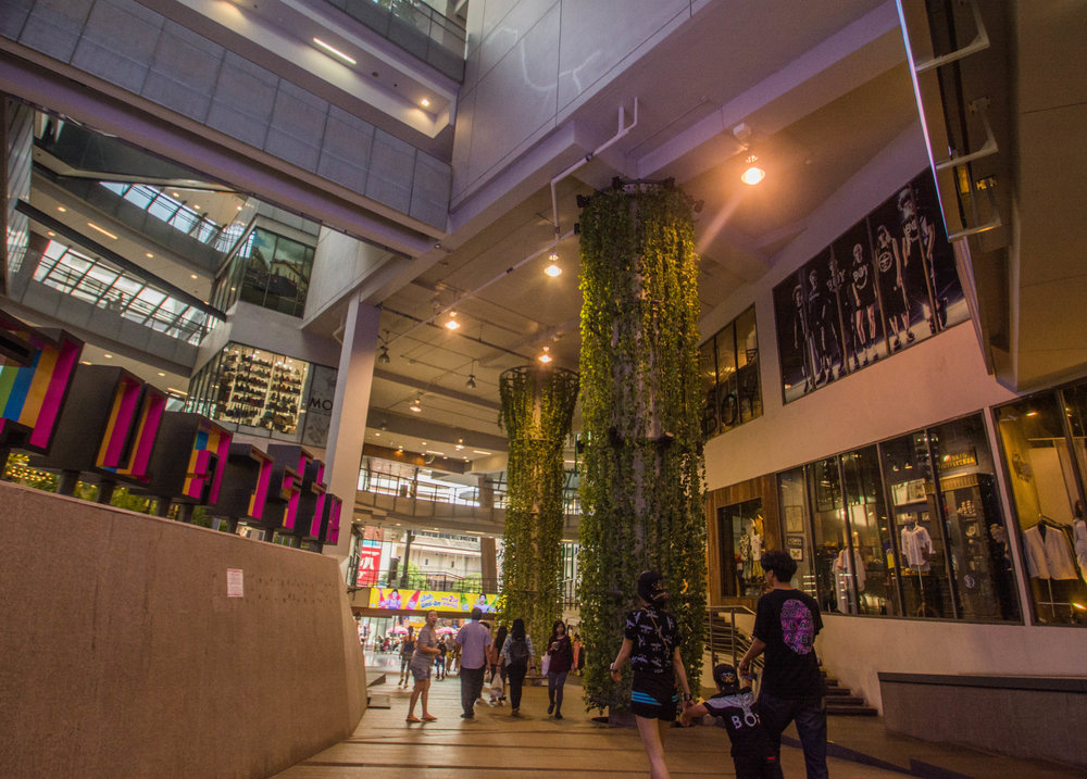 Siam Paragon Shopping Mall, Pathum Wan District