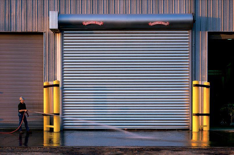 Rolling Steel Doors. Rolling service doors, advanced service doors and sheet doors are available.