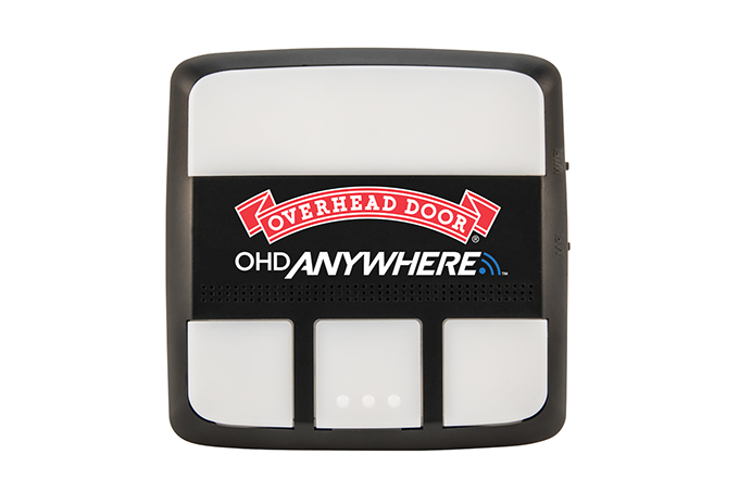 OHD Anywhere. Control and monitor your garage door from anywhere with your smart phone device.