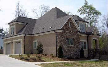 Masonry Framed Home 3 -