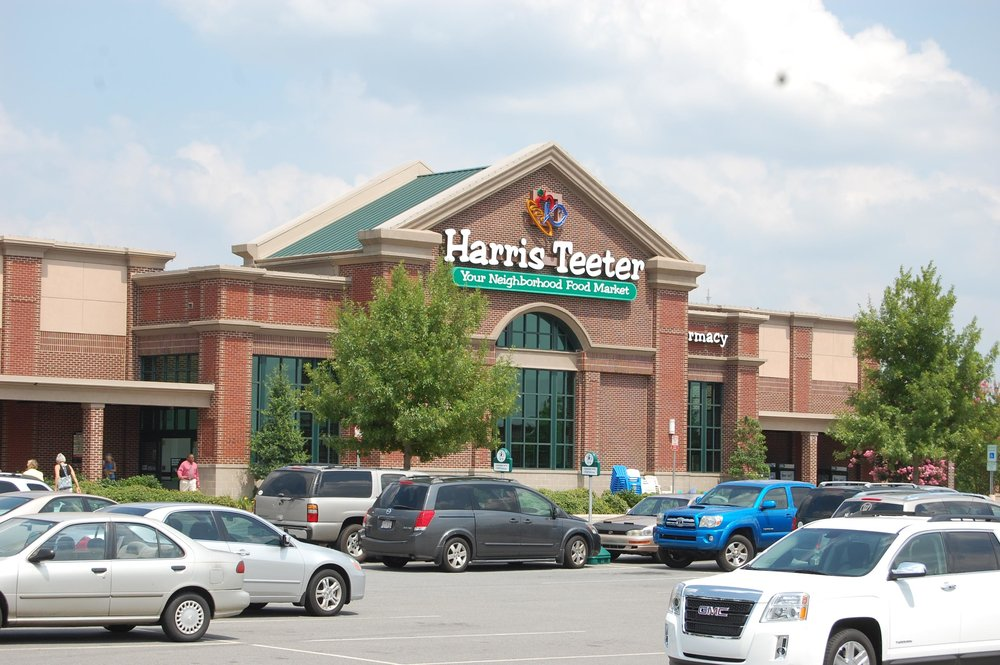 Harris Teeter, Concord, NC - Architect: Robert Johnson General Contractor: Shelco, Inc. Masonry Contractor: KB Masonry