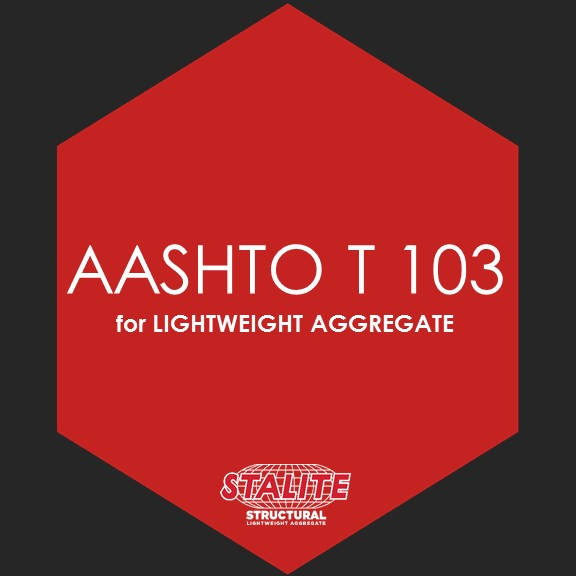 AASHTO T 103    Standard Method of Test for Soundness of Aggregates by Freezing and Thawing