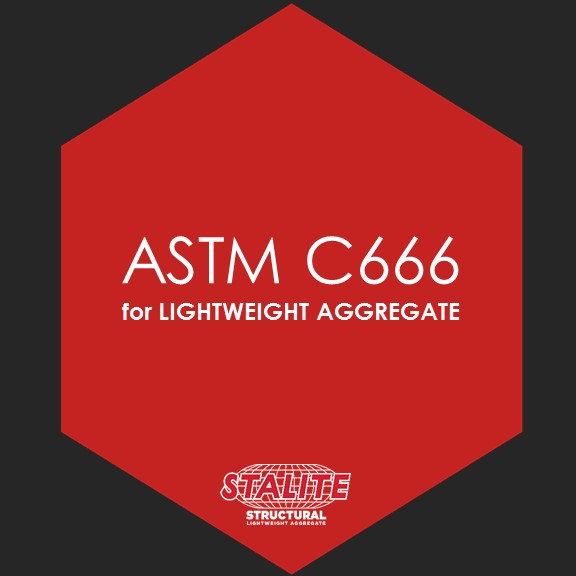 "ASTM C666-(Procedure A)    ""Standard Test Method for Resistance of Concrete to Rapid Freeze and Thaw – Included in the ASTM C330 report above"""