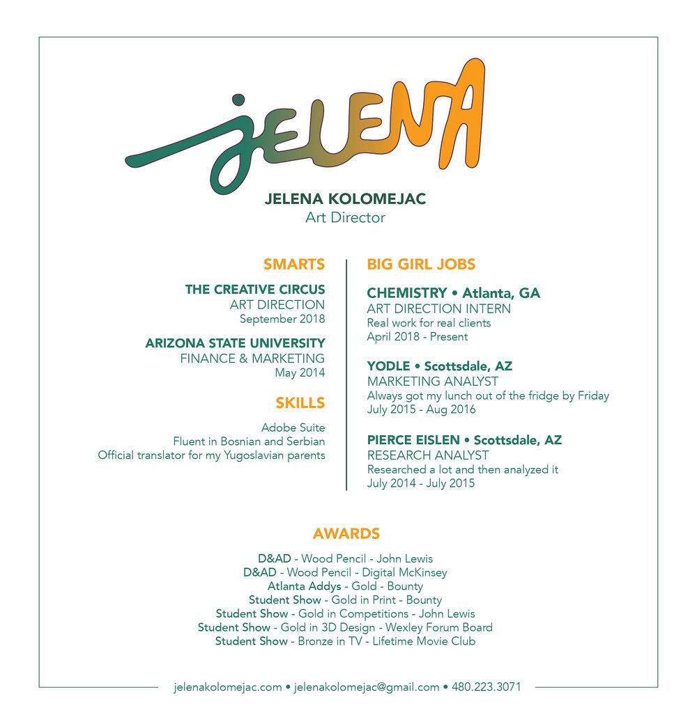 NEWEST RESUME JELENA 2018.jpg