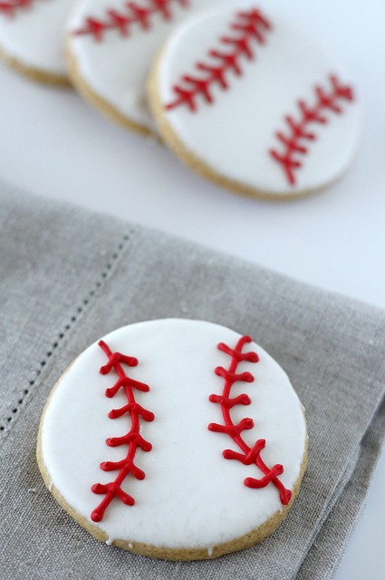 Baseball Party Treats