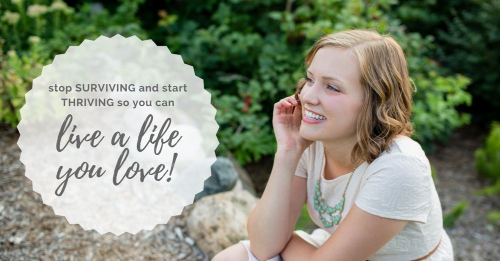 Go from surviving to THRIVING! - Join the FREE 7-day challenge to get unstuck, learn what your purpose is, discover what you're good at, and figure out how to put it together to live a fulfilling life that matters!I want to join the challenge!