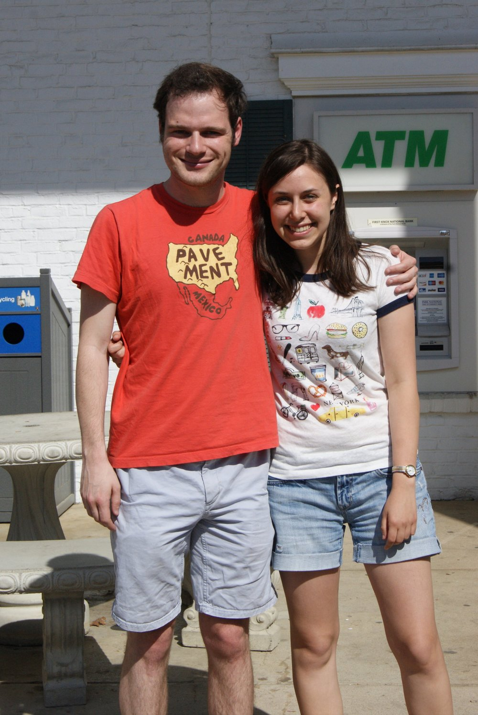 2016-17 GMs Adam Brill & Julia Waldow