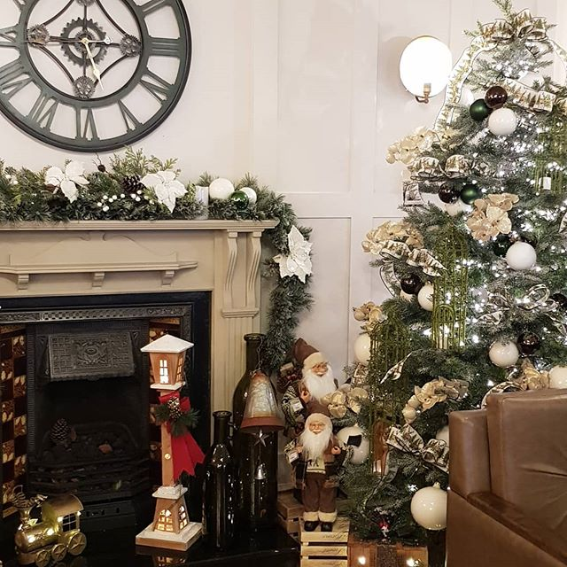 Christmas in our G Cafe  #christmas2018