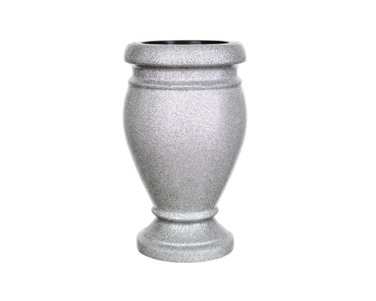 6x10 Paragon (Silver Gray)