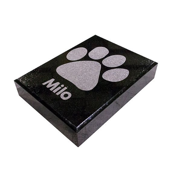 "12""x12"" Paver (Jet Black Granite)"