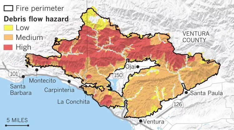 California - Fires and Flooding — AssetAlly