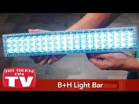 Bell + Howell Light Bar — Emson