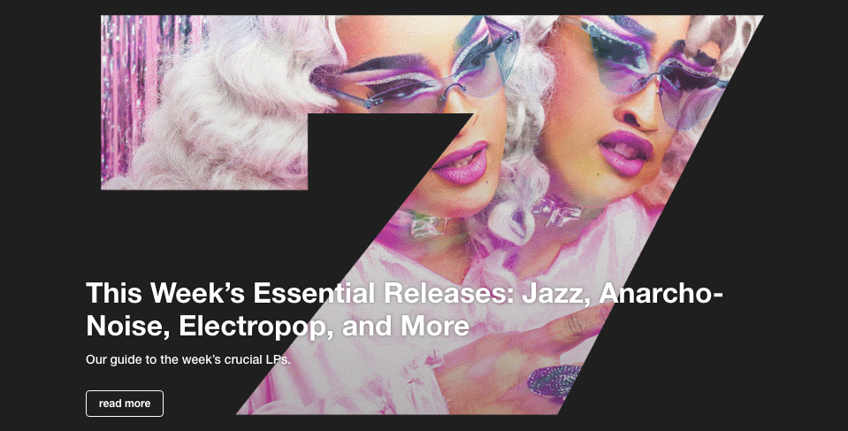 BANDCAMP FEATURES HOLOGRAM! -