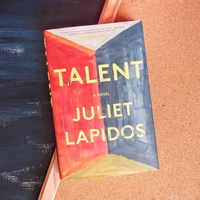 Talent by Juliet Lapidos was my first book preorder of 2019. Though I hadn't heard much about it, I picked it because the main character has similar struggles to a main character I'm writing and I wanted a little more perspective on the issue. It also has praise from Alexandra Kleeman and Helen Oyeyemi! I opened it up to read as soon as it arrived. - - Unfortunately, I struggled to continue opening this book. Don't get me wrong. This debut novel is funny and clever and breaks a lot of stylistic rules. Much like the main character of My Year of Rest and Relaxation, main character Anna is hard to love, severely privileged, and suffers from major first world problems (I might even call it first class problems) with biting wit and a screw-you attitude. She's struggling to finish her PhD, procrastinating with Pop Tarts and spending full days at home alone in her pajamas while her fellow students have surpassed the high expectations everyone had for her. - - But unlike Moshfegh's creation, Anna is boring. Much of the writing focuses on her procrastination, spending too much time talking about Pop Tarts and divulging detailed judgments about places or people that don't even merit a name in the story. Though it's not a long book, it could've easily been far shorter. Much like the author's main character, the narrative repeatedly stalls. It might've been a clever device were it not for the fact I often grew too bored to read more than one chapter at a time. - - I don't regret picking this book as it did help me with my writing and I enjoyed Anna's judgements of the world and the surprising turn of events at the end. But I'm mostly surprised I made it to the end, considering I don't have a lot of patience these days to finish books I'm not fully enjoying. - - #bookreview #bookstagram #bookish