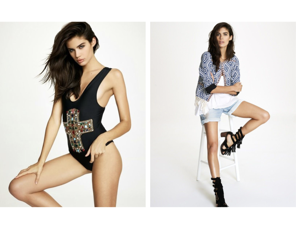 Sara Sampaio - Revolve Clothing