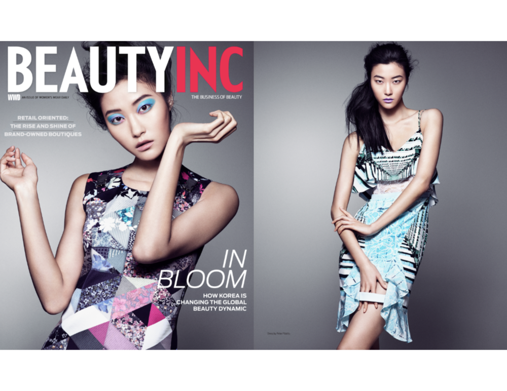 Jihye Park - WWD Beauty