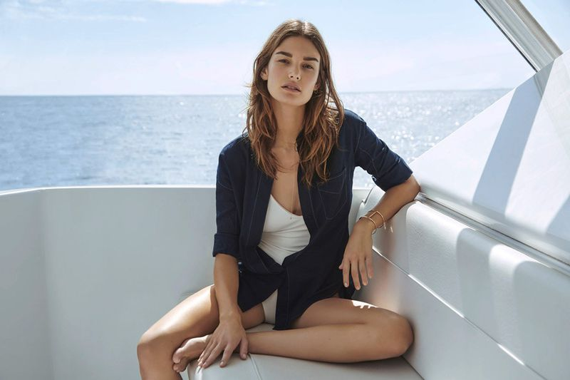 Ophelie Guillermand - Citizens of Humanity Premium Vintage