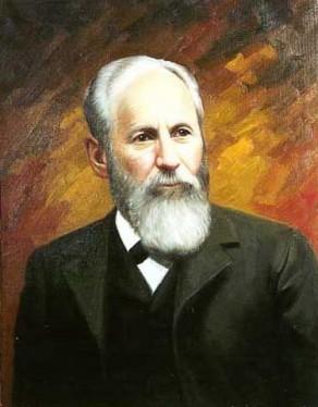 Geologist Grove Karl Gilbert. Image: USGS