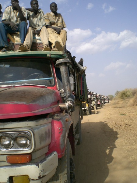 The War in Darfur has created a nation of refugees