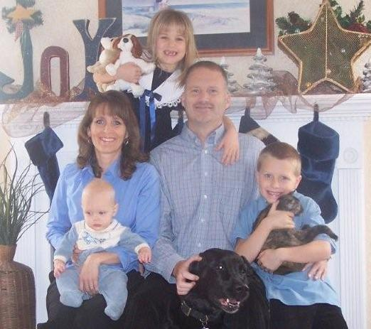 kraig's family