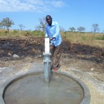 Safe water borehole