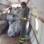 Relief flight to Upper Nile State