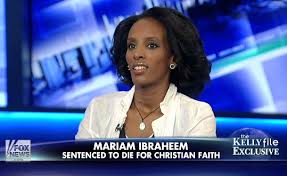 Meriam on The Kelly File