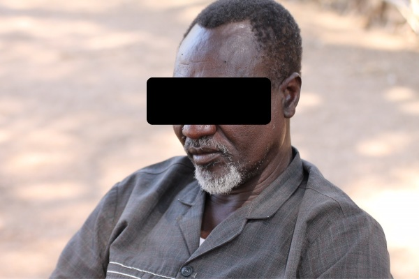 This Nuba pastor was arrested and tortured for his faith... and he's still ministering.
